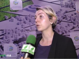 Caroline Orjebin-Yousfaoui chef de département développement durable chez la Lydec
