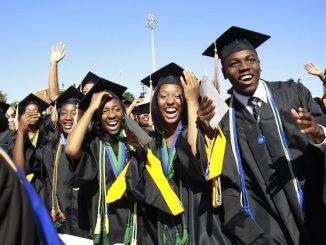 Etudiants sénégalais