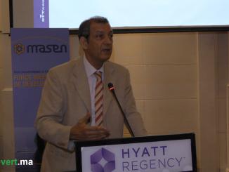 M. Abdeladim Lhafi, Haut Commissaire aux Eaux et Forets et à la Lutte contre la Désertification