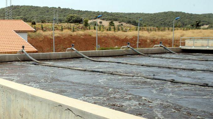 a Station d'épuration des eaux usées en boues activées (STEP) de la ville d'Ifrane