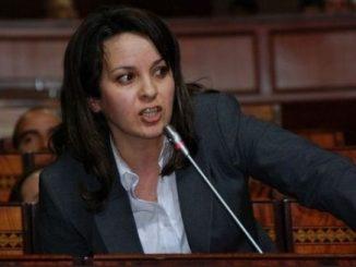 Charafat Afilal, la ministre déléguée chargée de l'Eau