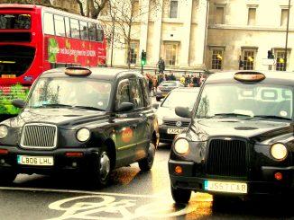 Circulation à Londres