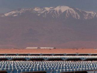 Un prêt de 25 millions de dollars pour le projet solaire Noor Midelt