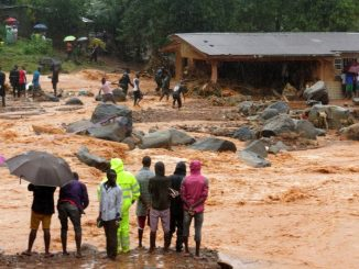 Catastrophe : Plus de 300 morts en Sierra Leone après des pluies diluviennes