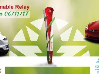 « Light Us Relay - #RoadToCOP23 »
