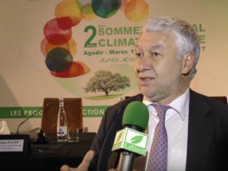 Ronan Dantec, Président de l'association Climate Chance et sénateur de Loire-Atlantique