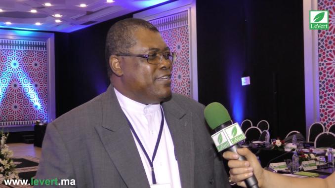 Donald Cooper, Director Mitigation, Data & Analysis at UNFCC