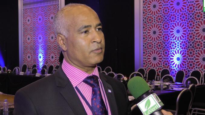 Zitouni Ould Dada, Chef Unité Technologie- Programme des Nations Unies Pour l'Environ