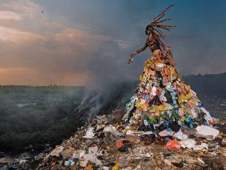 la gestion des déchets solides au Sénégal.