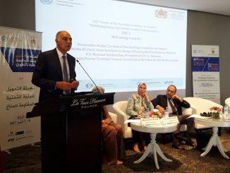 Lancement du 5ème forum du comité permanent des finances organisé par le CCNUCC et le Maroc
