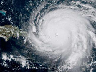 Des ouragans plus intenses à cause du réchauffement climatique