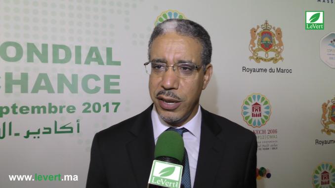 Aziz Rebbah, ministre de l'Energie, des Mines et du Développement durable