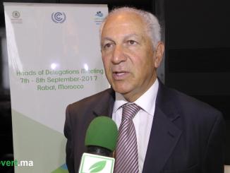 Aziz Mekouar Ambassadeur