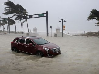 L'ouragan IRMA-FORT LAUDERDALE