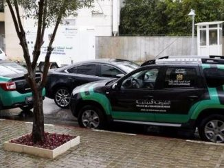 Police de l'environnement-Maroc