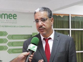 عزيز الرباح، وزير الطاقة والمعادن والتنمية المستدامة