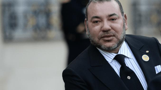 Sa Majesté SM le Roi Mohammed VI