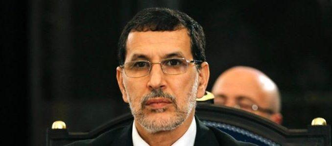 Le Chef du gouvernement, Saâd Eddine El Othmani,