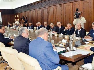 Le Conseil de gouvernement Marocain