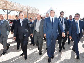 Le ministre de l'Agriculture, de la Pêche maritime, du Développement rural et des Eaux et Forêts, Aziz Akhannouch
