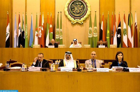 Conseil des ministres arabes de l'environnement