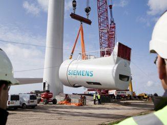 Maroc : Le groupe Siemens Gamesa inaugure la première usine de pales d'éoliennes en Afrique et dans la région MENA à Tanger
