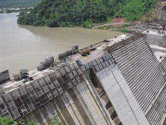 Ghana : Le barrage de Bui débute sa conversion en centrale hybride