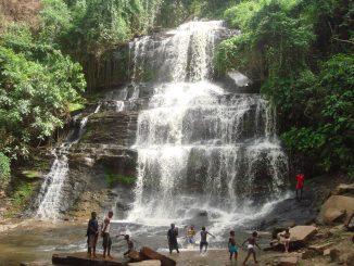 la région de Brong Ahafo au Ghana