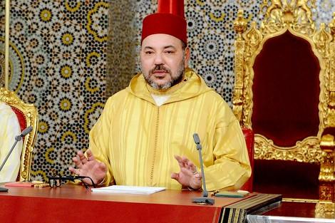 SM le Roi Mohammed 6