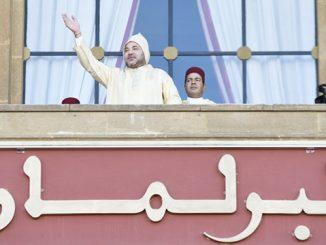 Sa Majesté le Roi Mohammed VI présidera ce vendredi l'ouverture du Parlement à Rabat