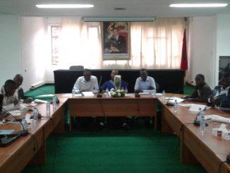 Cadres et professionnels togolais en formation à l'AMEE-Marrakech