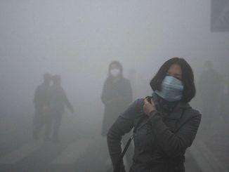 Chine : Alerte jaune au brouillard