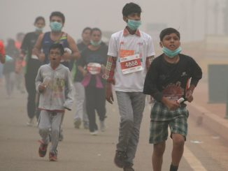 Pollution: La capitale indienne ferme ses écoles pour la semaine