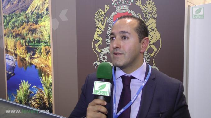 Badr Ikken, Directeur Général de l'Institut de Recherche en Energie Solaire et Energies Nouvelles (IRESEN)