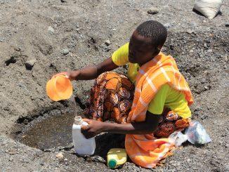 CHANGEMENT CLIMATIQUE EN AFRIQUE