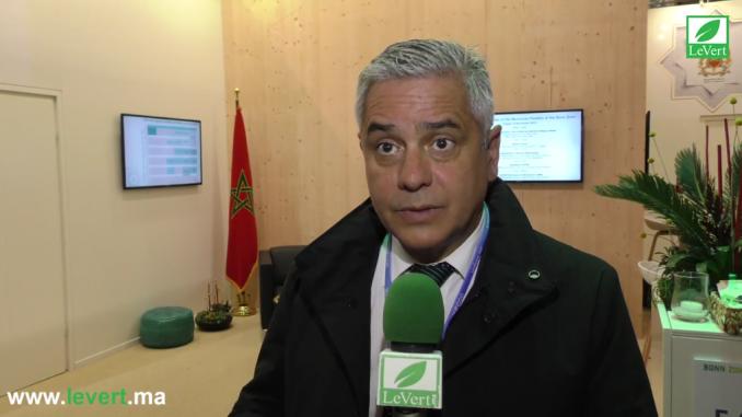 Said Mouline, Directeur général de l'AMEE et président de la commission énergie, climat et économie verte à la CGEM