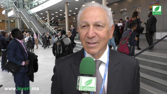 Aziz Mekouar, Ambassadeur pour la négociation multilatérale de la COP22