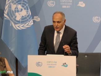 Mezouar présente à Bonn le Yearbook for Global Climate Action