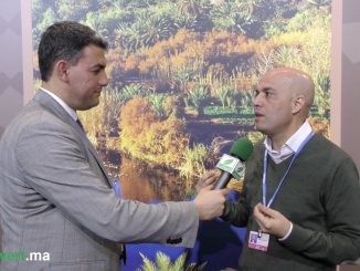 COP23 - Interview du fondateur de l'écolodge Atlas Kasba