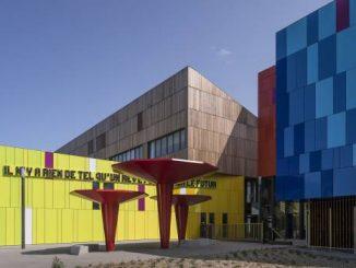 La Loire-Atlantique inaugure un lycée 100% énergies renouvelables