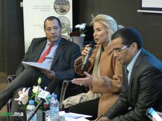 la première réunion du comité de pilotage du projet GEF-Pompage solaire sous le thème « pompage solaire pour l'irrigation agricole ».