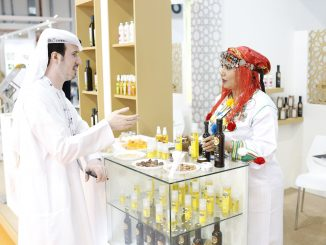 Pavillon Marocain au Salon International de l'Alimentation SIAL ME