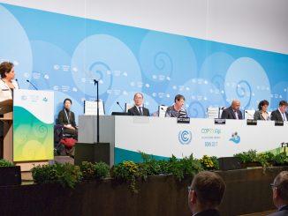La conférence climat de Bonn