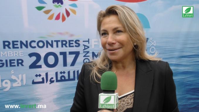 Caroline Pozmentier SPORTCH, Vice Présidente du Conseil Régional Provence-Alpes-Côte d'Azur