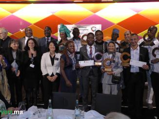 COP23 : Cérémonie de remise des Trophées ICAF 2017