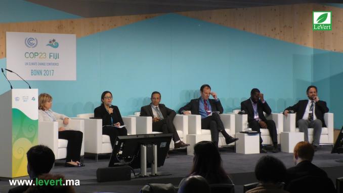 COP23 : La Fondation MOHAMMED VI présente ses expériences en éducation au changement climatique