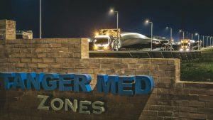 Usine Siemens Gamesa de Tanger