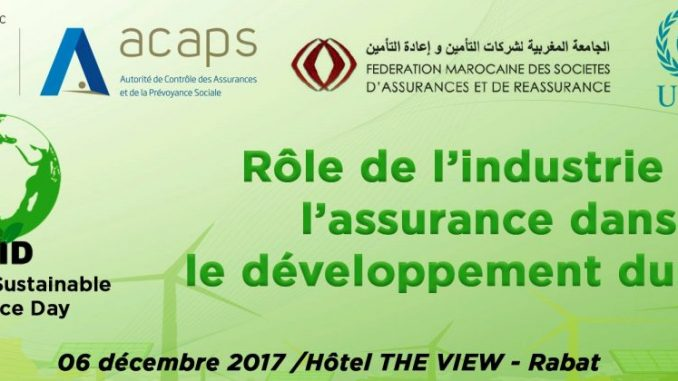 Rabat accueille la 1ère édition Insurance Day