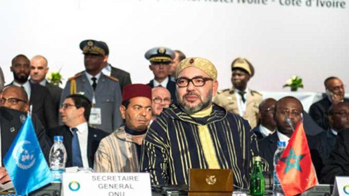 """S.M le Roi Mohammed VI plaide pour un """"véritable agenda africain"""" sur la migration"""