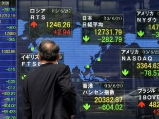 Les bourses mondiales